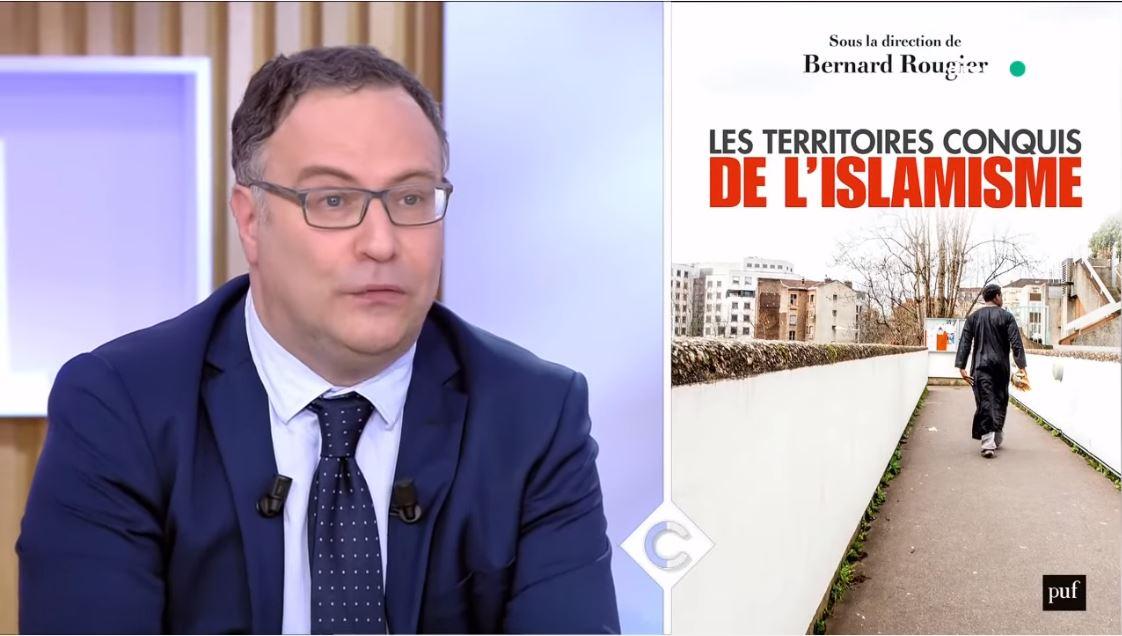 Bernard Rougier invité de C à vous - France 5