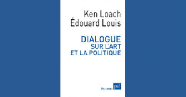 Revue de presse - « Dialogue sur l'art et la politique », Edouard Louis