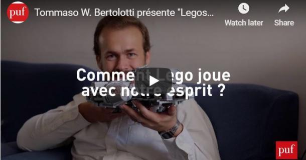 """Tommaso W. Bertolotti présente """"Legosophie"""""""