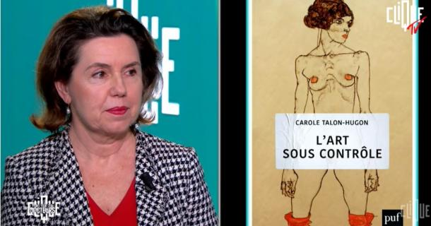 Carole Talon-Hugon invitée de Clément Viktorovitch - Clique TV
