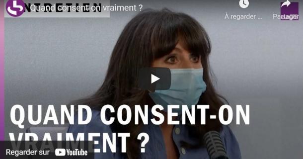 Clotile Leguil - Céder n'est pas consentir - France Culture