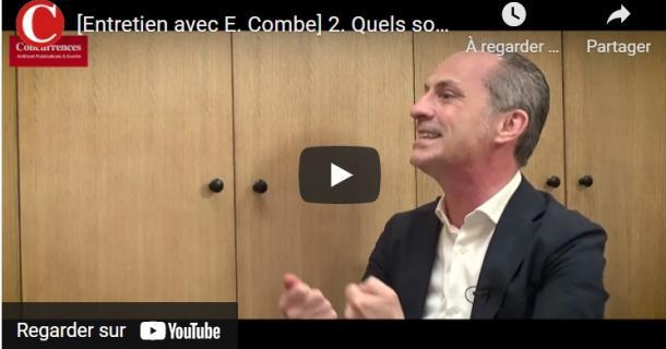 La concurrence - Emmanuel Combe - épisode 2