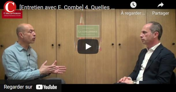 La concurrence - Emmanuel Combe - épisode 4