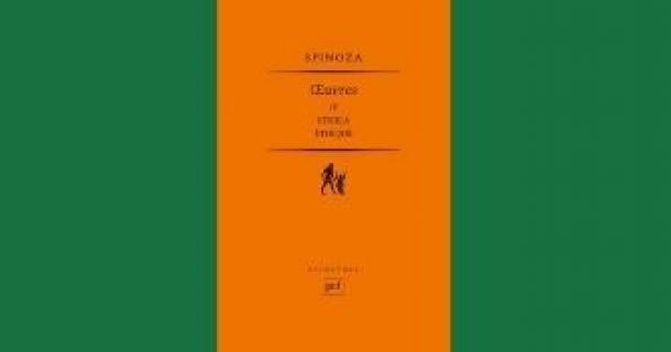 L'Ethique de Spinoza dans la presse