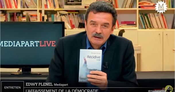 Michaël Fœssel - Le grand entretien de Mediapart