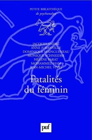 Fatalités du féminin