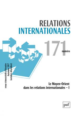 Relations internationales 2017, n° 171