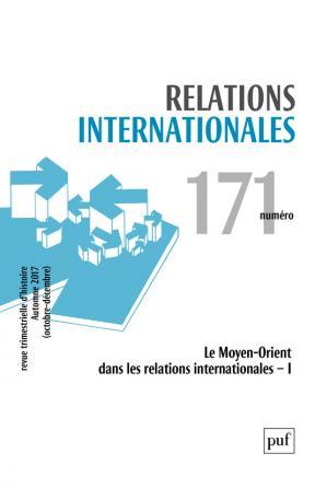 Relations internationales 2017, n° 171