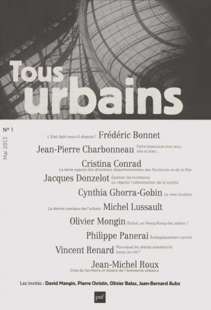 Tous urbains n° 1 (2013)