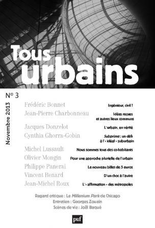 Tous urbains n° 3 (2013)