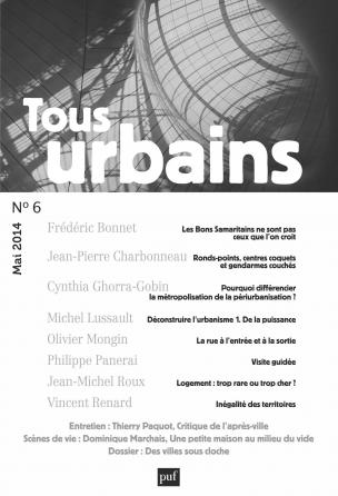 Tous urbains n° 6 (2014)