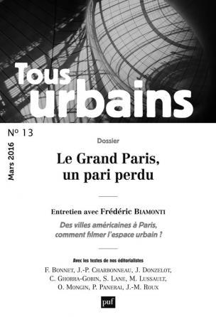 Tous urbains n° 13 (2016)