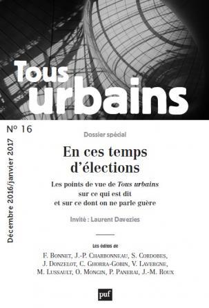Tous urbains n° 16 (2016)