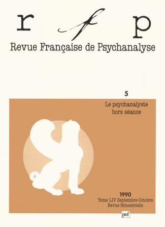 RFP 1990, t. 54, n° 5