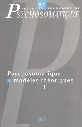 Rev. fr. de psychosomatique 1995, n° 7