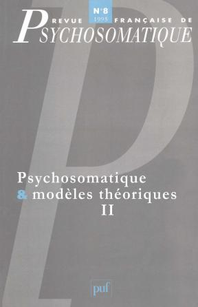 Rev. fr. de psychosomatique 1995, n° 8