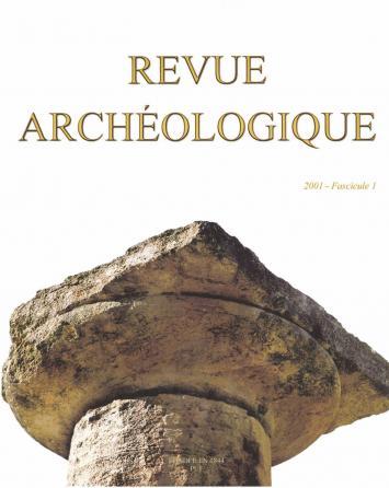 Revue archéologique 2001, n° 1