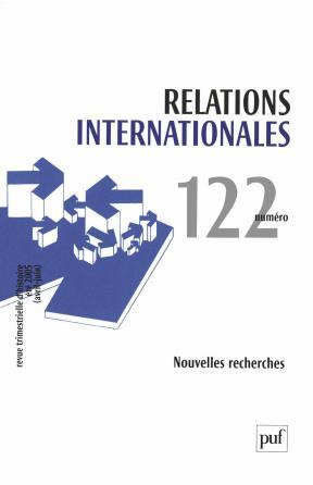 Relations internationales 2005, n° 122