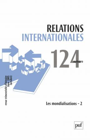 Relations internationales 2005, n° 124
