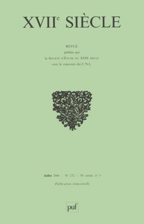 XVIIe siècle 2006, n° 232