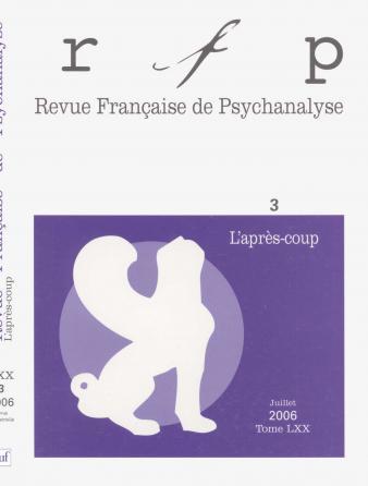 RFP 2006, t. 70, n° 3