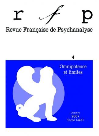 RFP 2007, t. 71, n° 4