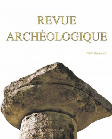 Revue archéologique 2007, n° 2