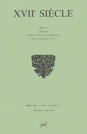 XVIIe siècle 2008, n° 238