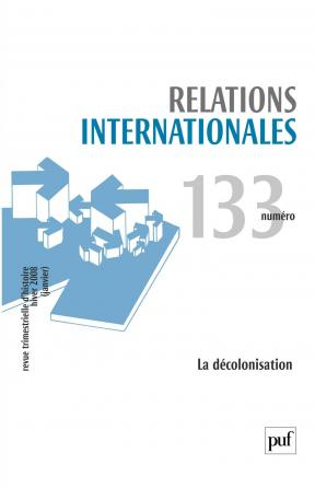 Relations internationales 2008, n° 133