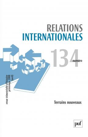 Relations internationales 2008, n° 134