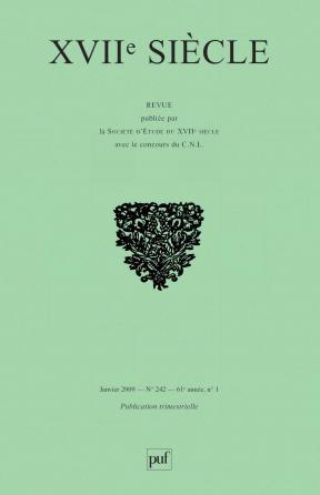 XVIIe siècle 2009, n° 242