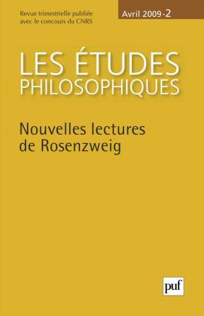 études philosophiques 2009, n° 2