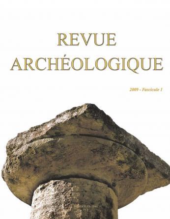 Revue archéologique 2009, n° 1