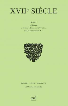 XVIIe siècle 2010, n° 248