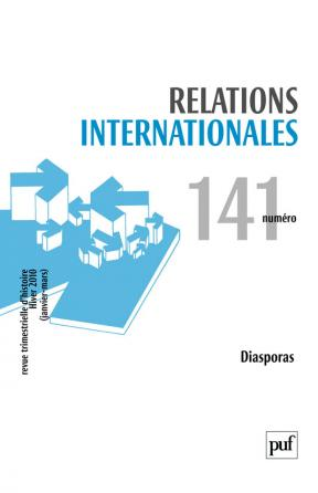 Relations internationales 2010, n° 141
