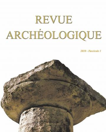 Revue archéologique 2010, n° 1