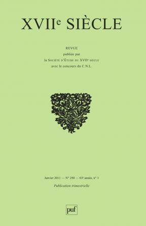 XVIIe siècle 2011, n° 250