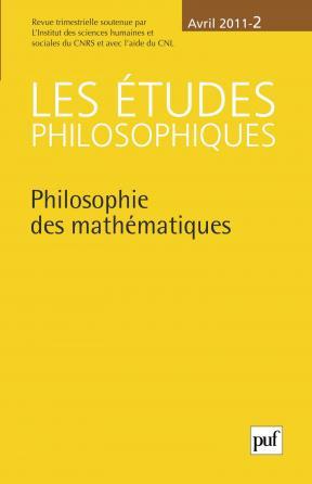 études philosophiques 2011, n° 2