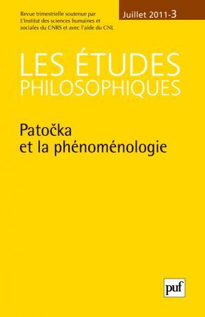 études philosophiques 2011, n° 3