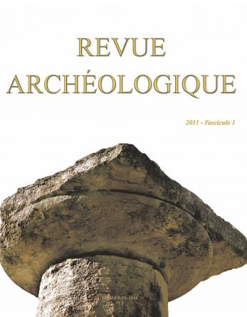 Revue archéologique 2011, n° 1