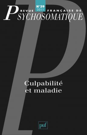 Rev. fr. de psychosomatique 2011, n° 39