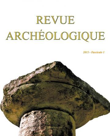 Revue archéologique 2013, n° 1
