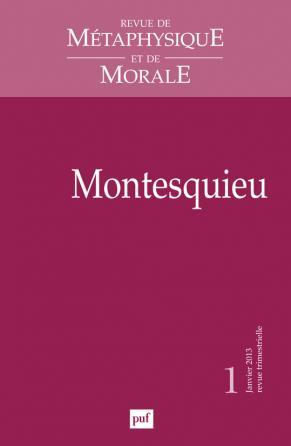 RMM 2013, n° 1