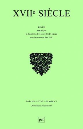 XVIIe siècle 2014, n° 262