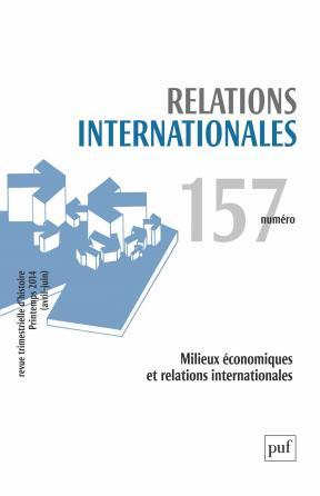 Relations internationales 2014, n° 157