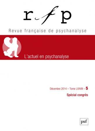 RFP 2014, t. 78, n° 5 (Congrès)