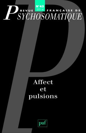 Rev. fr. de psychosomatique 2014, n° 45