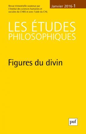 études philosophiques 2016, n° 1