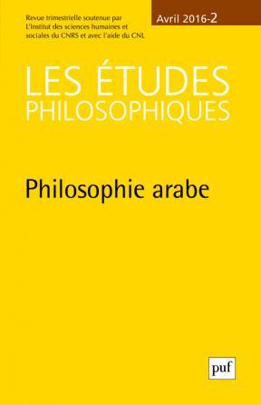 études philosophiques 2016, n° 2