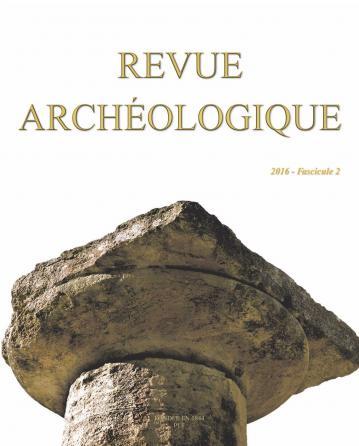 Revue archéologique 2016, n° 2